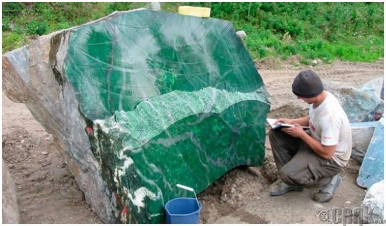 Бонус: Хаш чулуу — 170 сая ам.доллар
