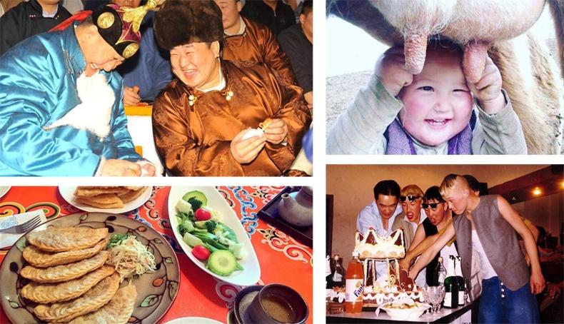 Монгол элдэв зураг (60 фото) №42