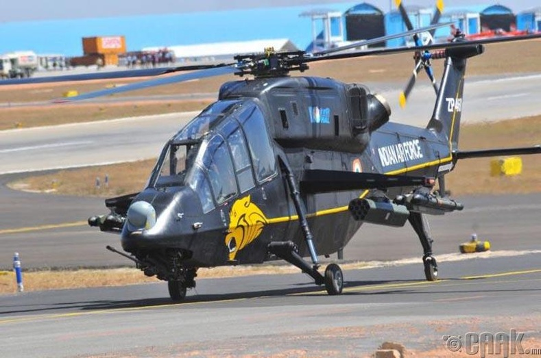 """HAL Light Combat Helicopter"""