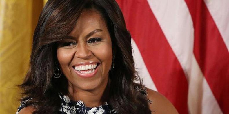 Мишель Обама (Michelle Obama), өмгөөлөгч, АНУ-ын ерөнхийлөгч асаны гэргий
