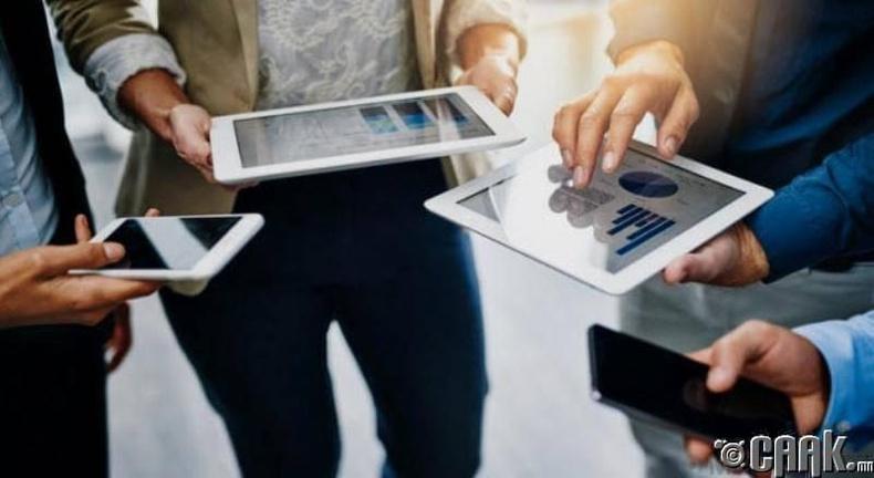 Ухаалаг гар утас болон таблетны татвар (Франц)