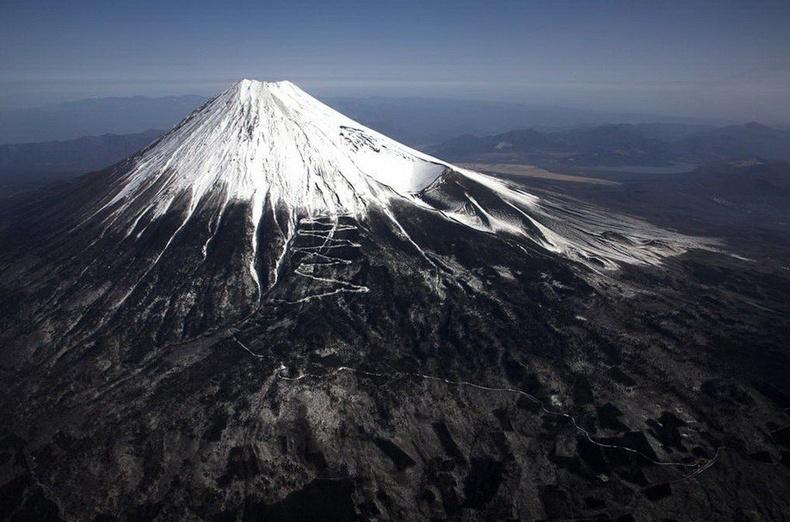 Фүжи уул - Япон