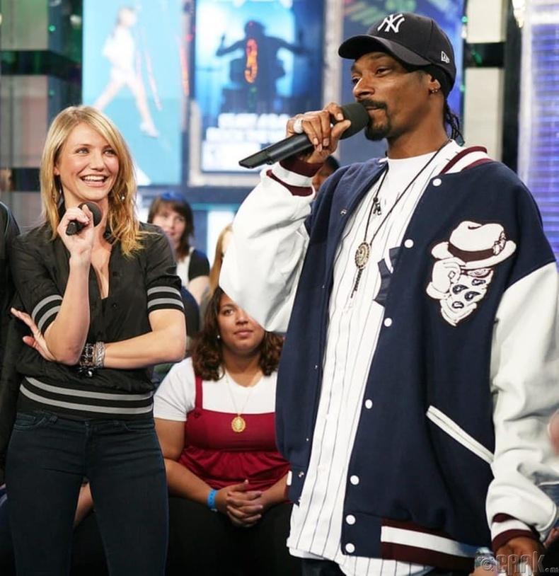 Камерон Диаз (Cameron Diaz) болон Снүүп Догг (Snoop Dogg)