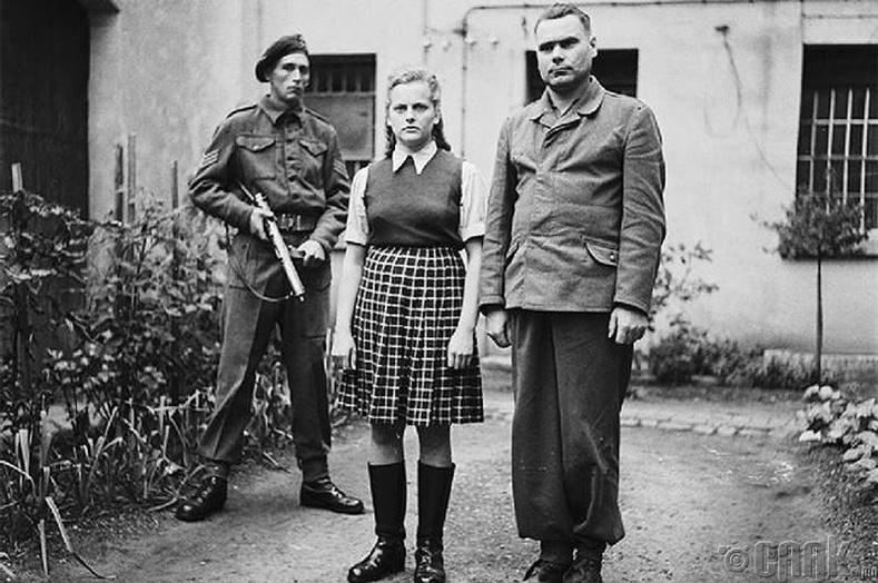 Түүхэн дэх хамгийн харгис эмэгтэйчүүд Ирма Грезе