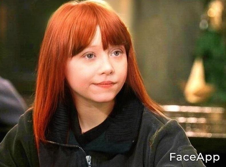 Mөн түүний сайн найз Рон Уизли (Ron Weasley)