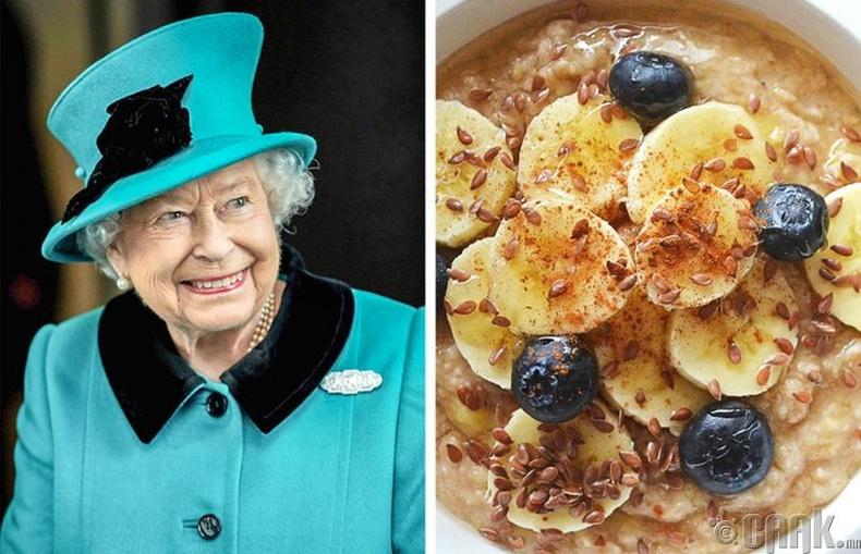 Хатан хааны зөв хооллолтын тухай зөвлөгөө