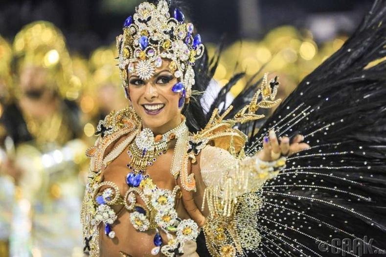 """""""Карнавал"""" -  Рио де Жанейро, Бразил"""