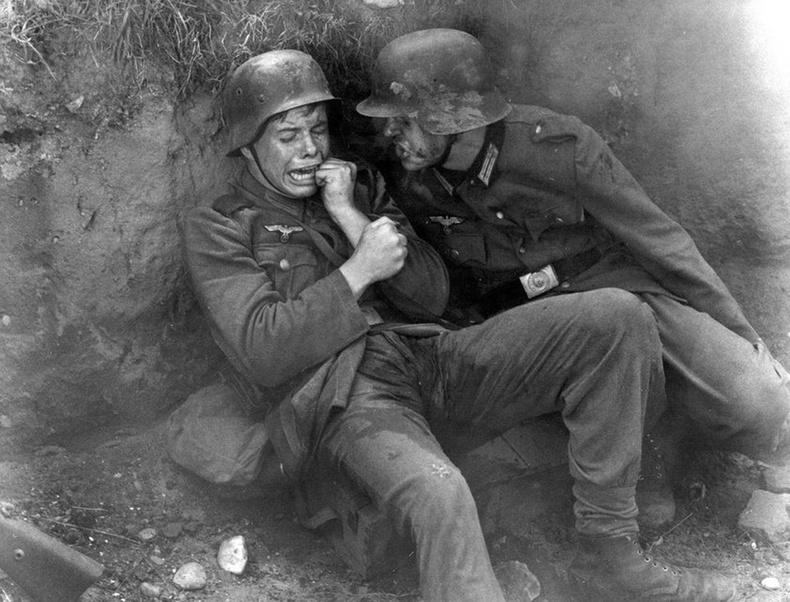 Дэлхийн 2-р дайны үед айдсаа нуугаагүй Германы залуухан цэрэг