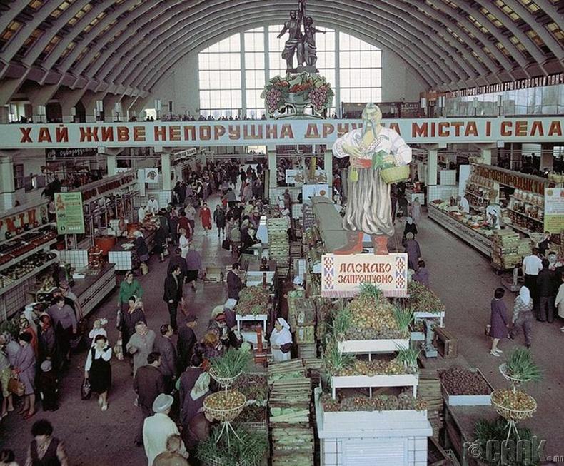 ЗХУ-ын үеийн худалдааны төв - 1951 он
