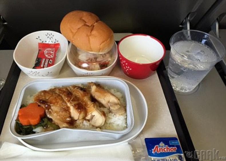 """""""Cathay Pacific""""-ийн энгийн зэрэглэл"""