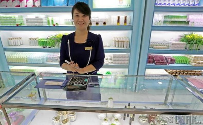 Хойд Солонгост гоо сайхны бүтээгдэхүүн үйлдвэрлэгч хэд хэдэн алдартай брэндүүд бий