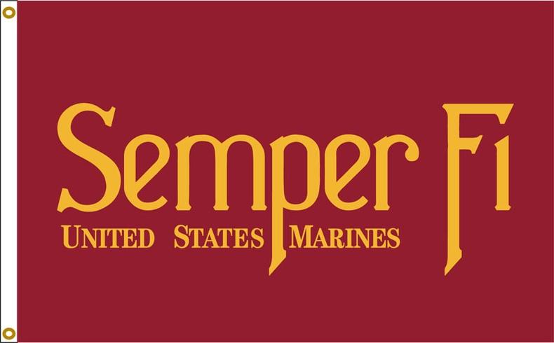 Semper Fidelis - АНУ-ын тэнгисийн явган цэрэг