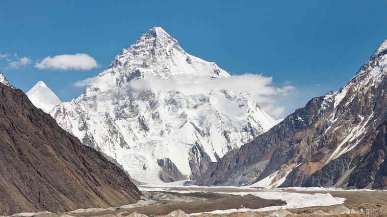 K2 - 8611 метр