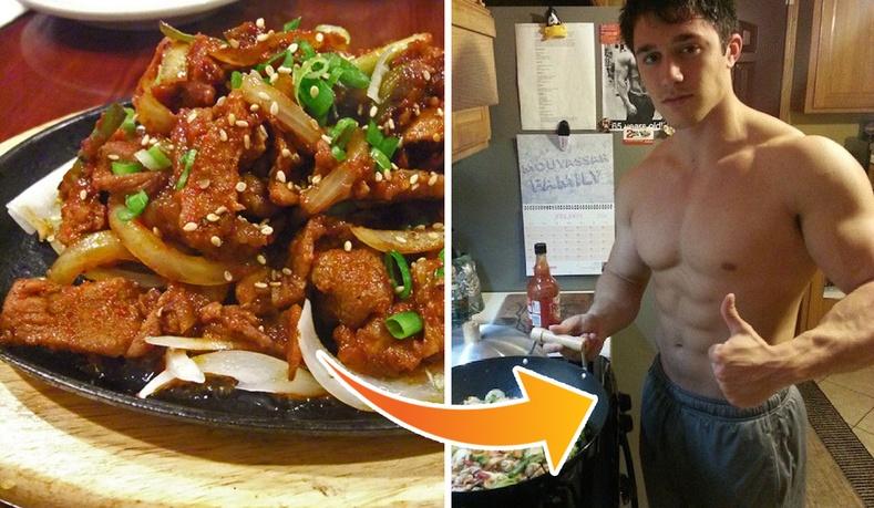 Эрчүүдийг сайхан биетэй болоход туслах 12 хоол