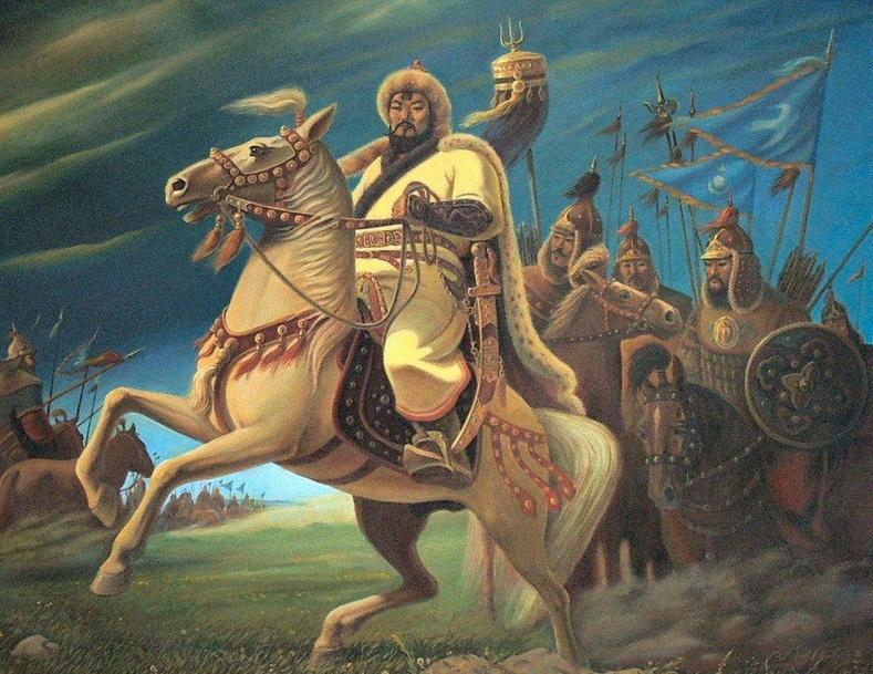 Америк сэтгүүлч Чингис хааны тухай ингэж бичжээ