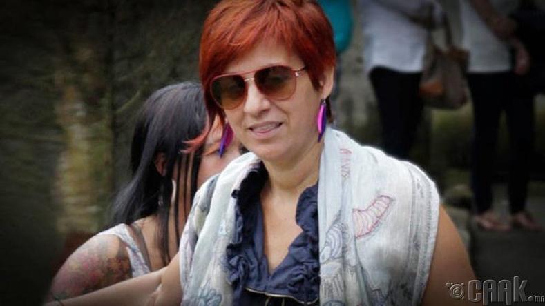 Сандра Ортега Мера (Sandra Ortega Mera) - 6,1 тэрбум
