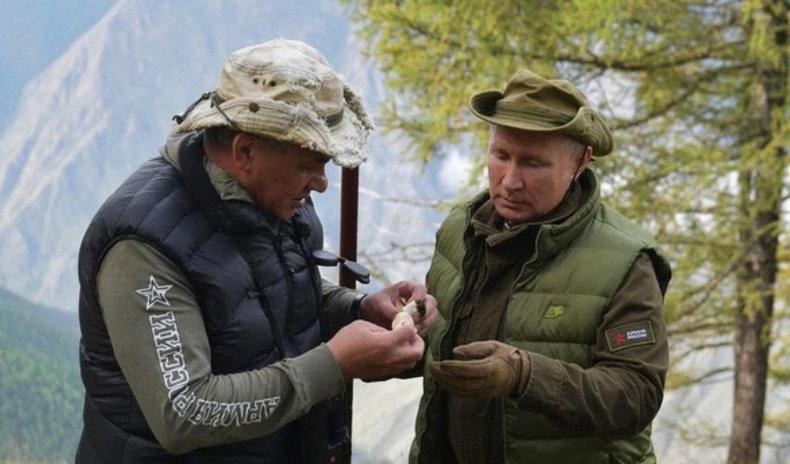 Путин 67 насны төрсөн өдрөө хэрхэн тэмдэглэв?