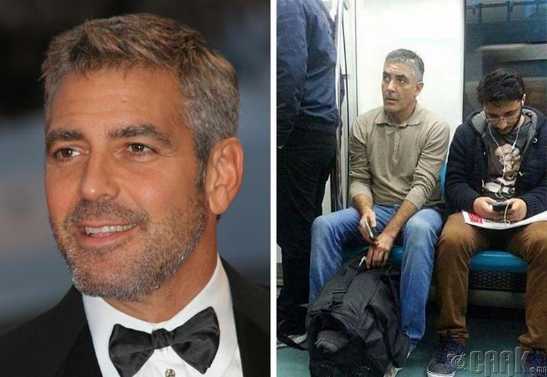 Жүжигчин Жорж Клүни (George Clooney)