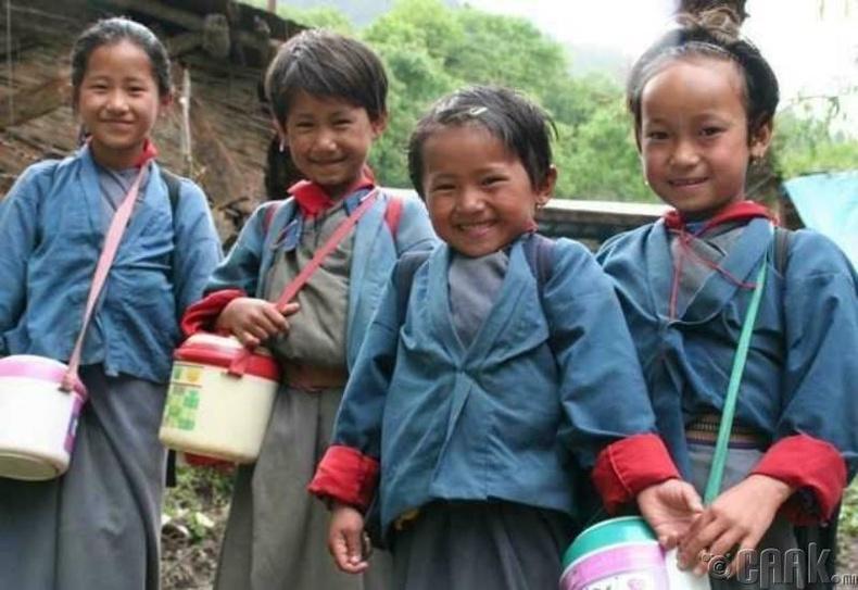 Бутан улсад Аз жаргалын яам бий
