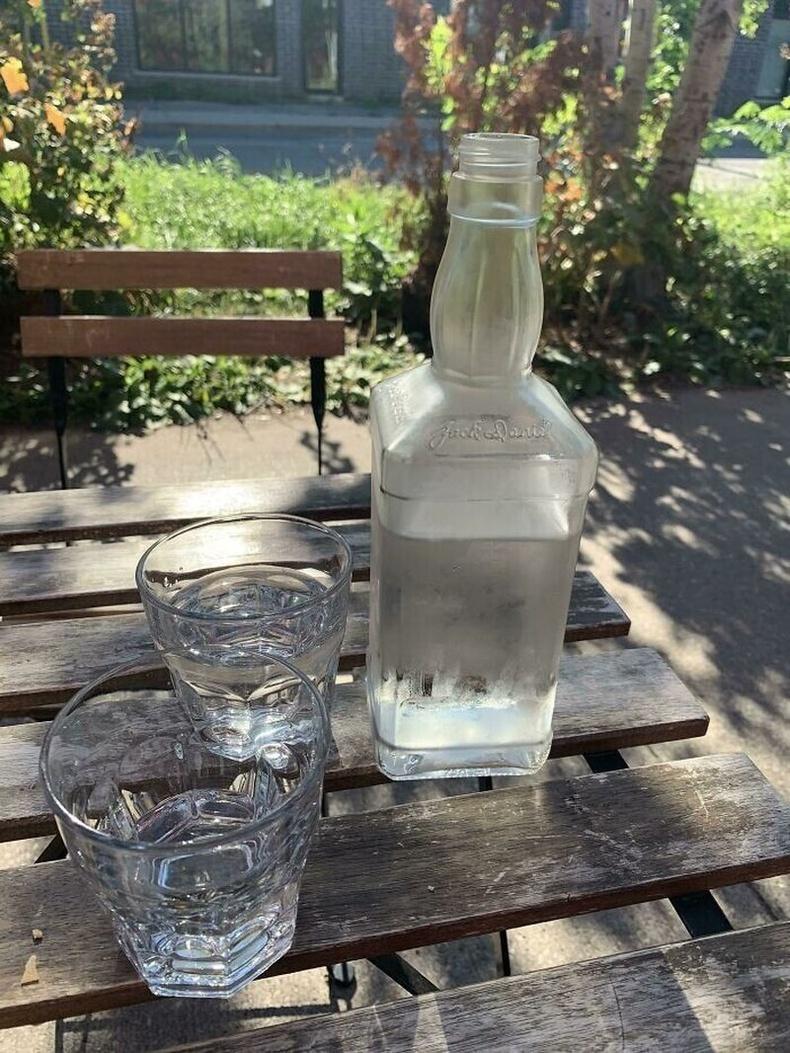 Вискиний шилийг дахин ашиглах санаа