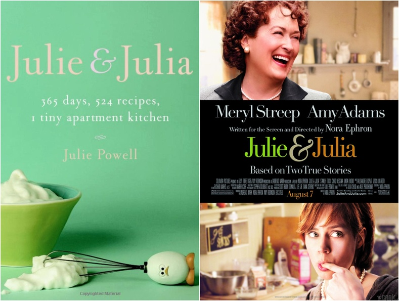 Жули, Жулиа хоёр ( Julie & Julia)