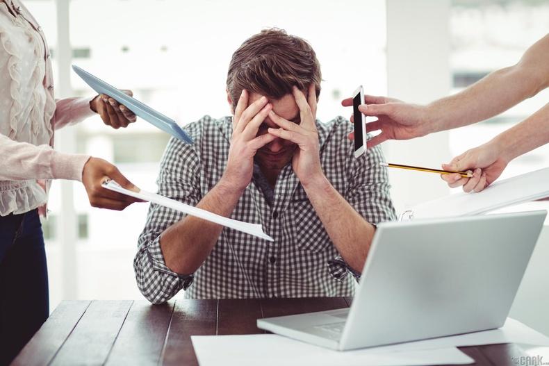Стрессдэхээ багасгах