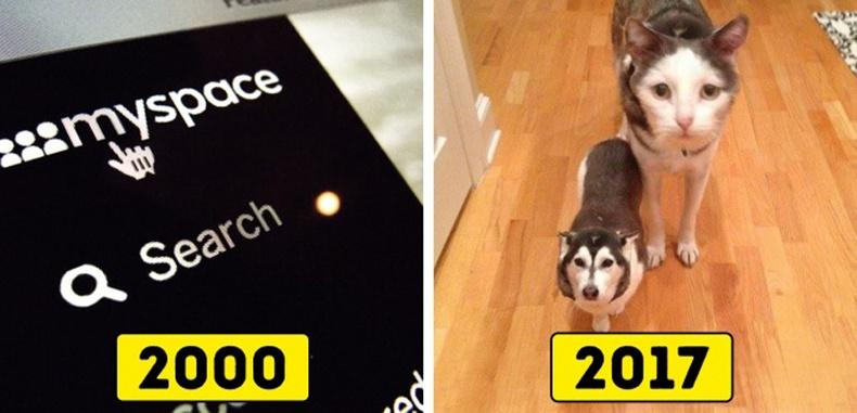MySpace VS Snapchat