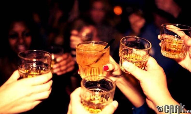 Согтууруулах ундаа хэтрүүлж хэрэглэх