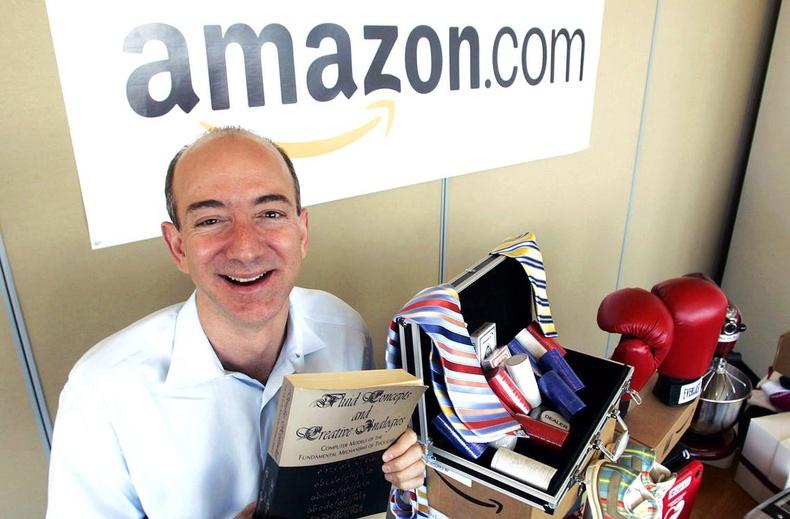 """""""Amazon"""" хэрхэн дэлхийн хамгийн том компани болсон бэ?"""