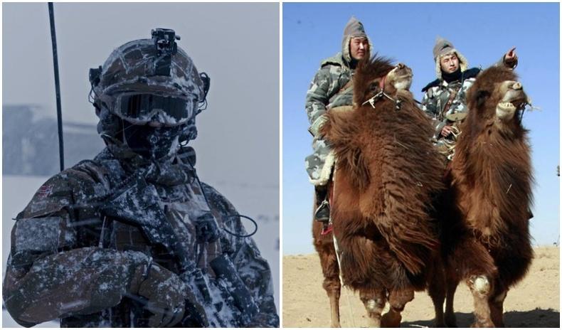 Орон орны цэргийн сүр жавхааг харуулсан сонирхолтой зургууд (35 фото)