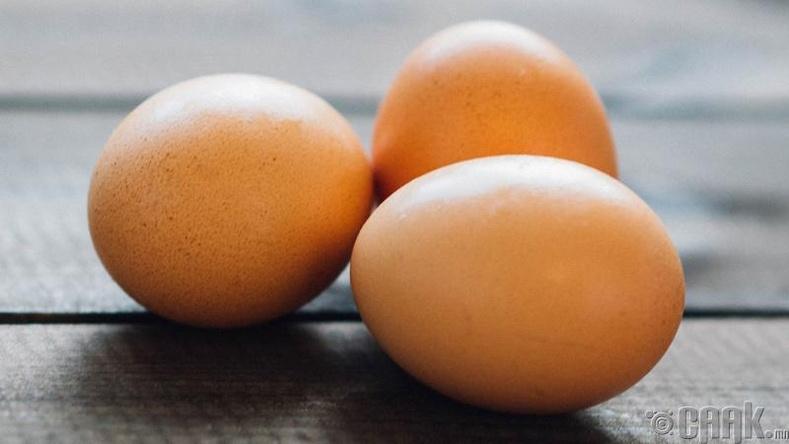 """Өндөг идвэл """"холестерол""""-ын хэмжээ ихсэнэ"""