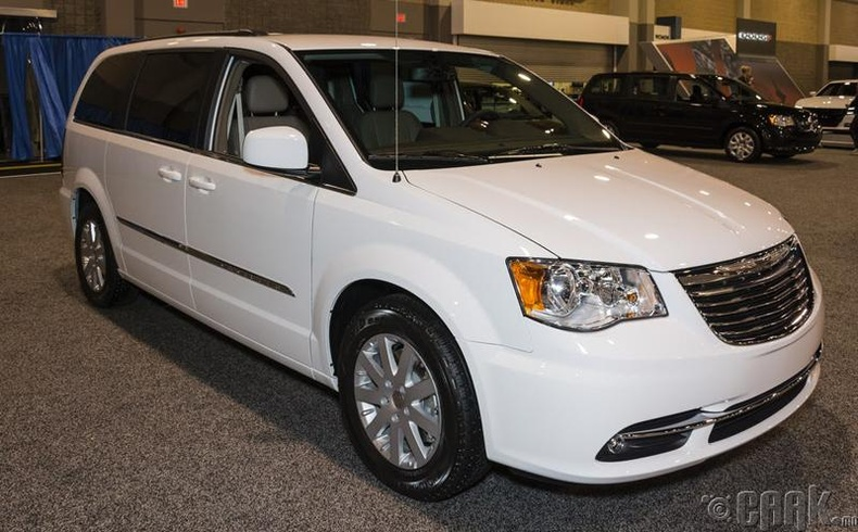 """""""Chrysler Town & Country"""""""