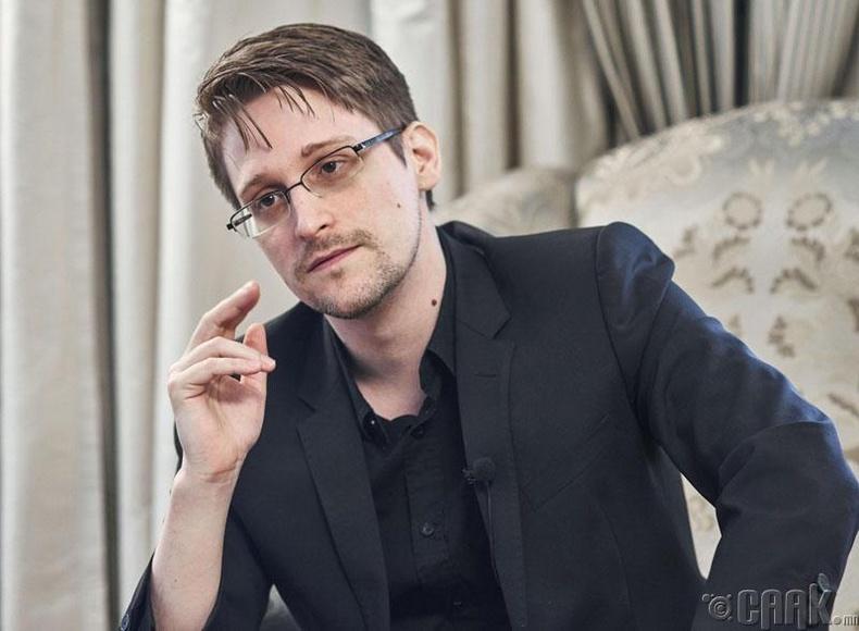 Эдвард Сноуден (Edward Snowden)