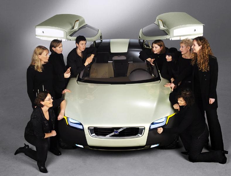 """""""Volvo"""" компани зөвхөн эмэгтэйчүүдэд зориулсан машин бүтээжээ"""