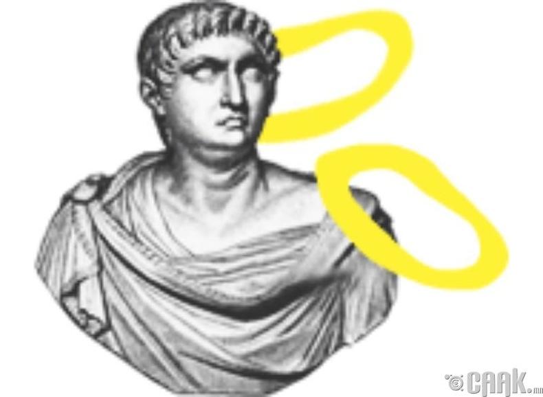 Ромын хаан Неро өөрийн боолтойгоо гэрлэсэн