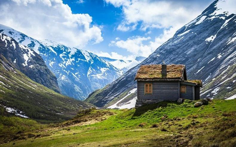 Та ийм газар амьдрахыг хүсч байна уу?