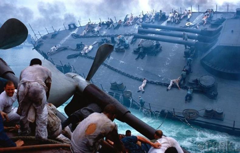 """""""Pearl Harbor"""" буюу сувдан эргийн дайралтыг Америкчууд өөрсдөө өдөөсөн"""