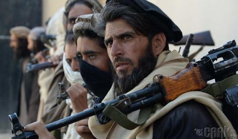 Талибан ахин Афганистаныг гартаа авна