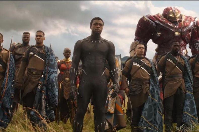 """""""Avengers: Infinity war""""-Өшөө авагчид: Мөнхийн Дайн"""