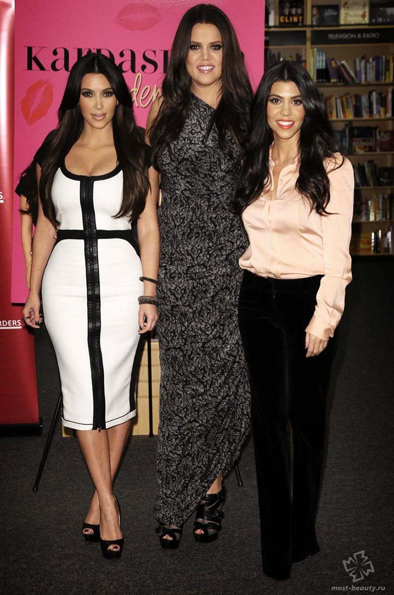 Кортни, Хлоя ба Ким Кардашиан (Kourtney, Khloe and Kim Kardashian)