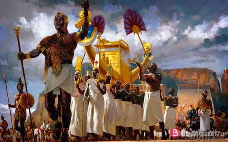 Нубиягийн соёл иргэншил (МЭӨ 2000-1000 он)