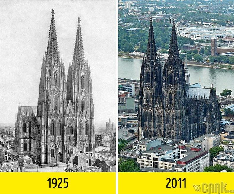 Кёльн хотын сүм - Герман