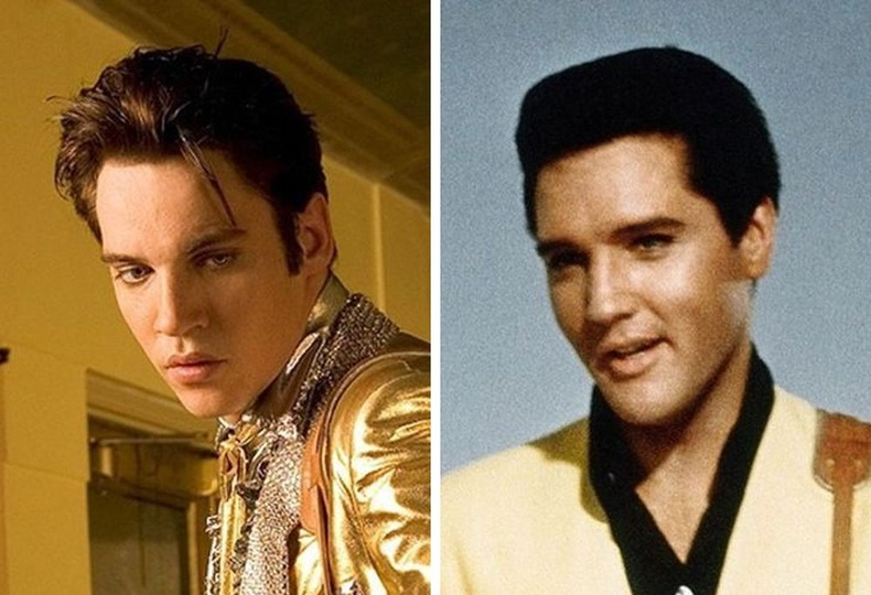 Жонатан Рис Майерс - Элвис Пресли (Elvis)