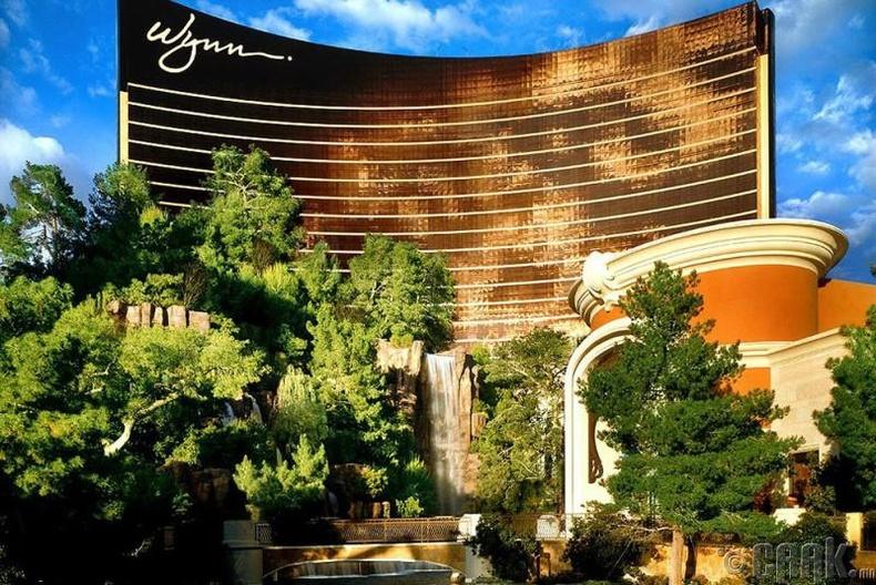 """""""Wynn Las Vegas"""" - АНУ"""