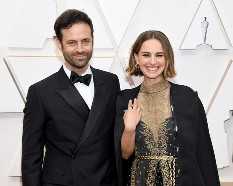 Жүжигчин Натали Портман (Natalie Portman)-ы нөхөр Бенжамин Миллепьер (Benjamin Millepier)