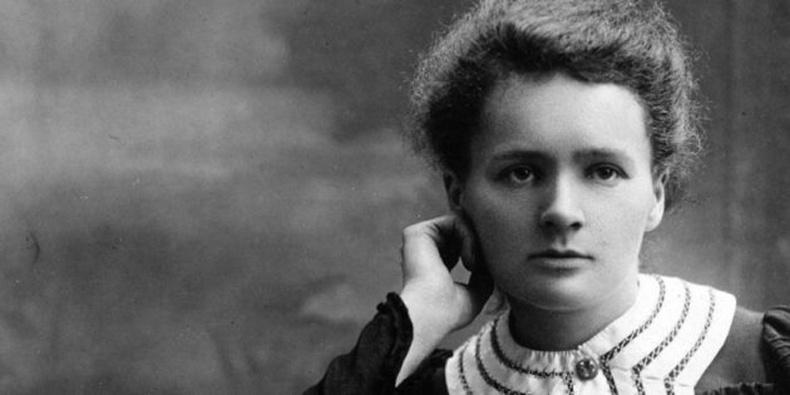 Мария Склодовская-Кюри (Marie Skłodowska Curie), химич, физикч, Нобелийн хоёр удаагийн шагналтан