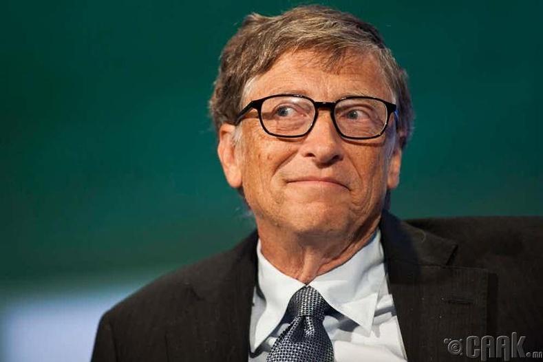 Билл Гэйтс (Bill Gates) - 86 тэрбум доллар