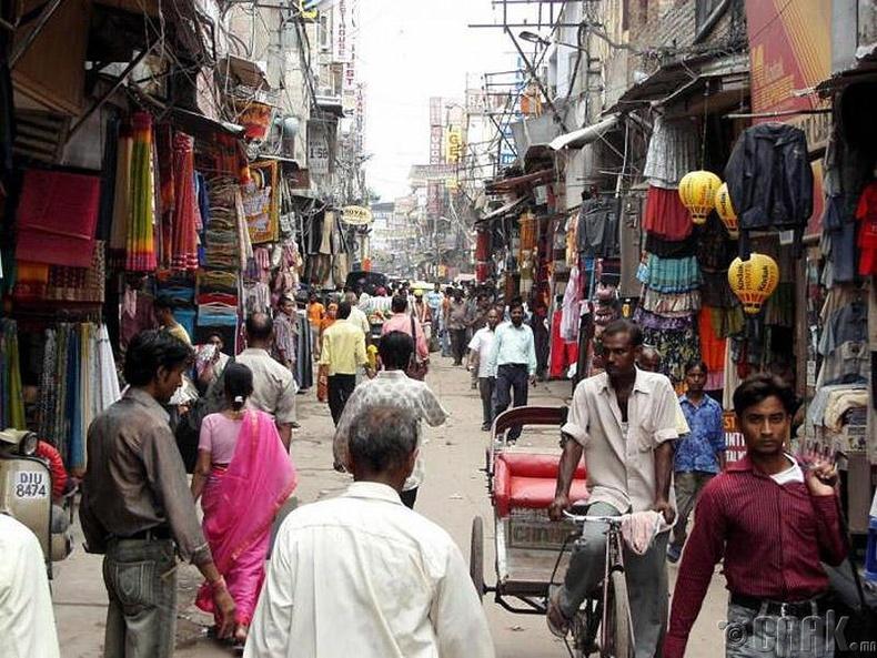 Шинэ Дели, Энэтхэг