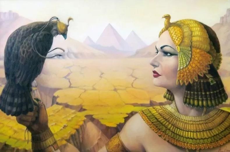 """""""Амьд хүн мэт байгаль"""" - Армени уран бүтээлчийн сонирхолтой сэдэл бүхий зургууд"""