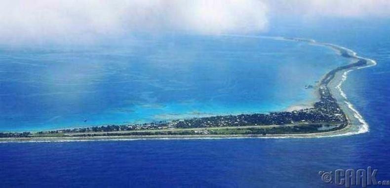 Үндэсний интернэт домэйн болох .tv-ийн эрхийг Тувалу улс 50 сая доллараар заржээ